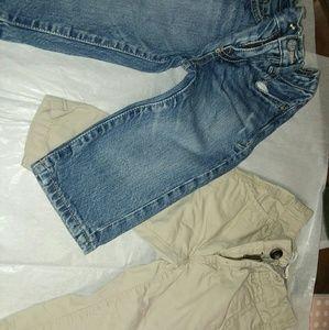 Boy baby pants